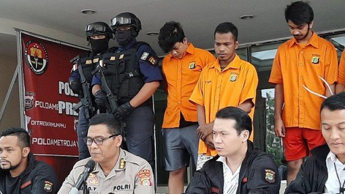 Eksekutor Percobaan Pembunuhan Suami di Kelapa Gading yang Buron Didor Polisi Saat Hendak Kabur