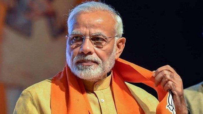 Mengaku Terguncang oleh Badai Covid-19, Ini Desakan PM India Narendra Modi kepada Semua Warganya