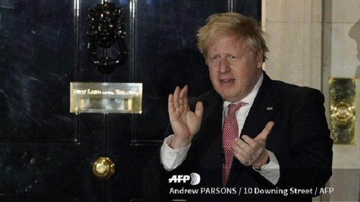 PM Inggris Boris Johnson Sampaikan Pesan Ramadhan