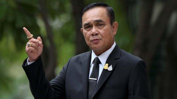 Perdana Menteri Thailand Dipaksa Mundur, Demonstran Sebut Polisi Budak Diktaktor