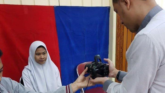 Sudin Dukcapil Jakut Jemput Bola Perekaman Data KTP Elektronik Pelajar