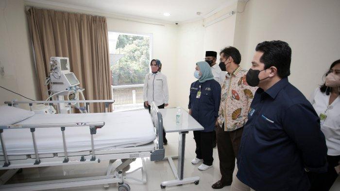 Disulap Jadi RSPJ Ekstensi, RS Covid-19 Asrama Haji Mampu Tangani Pasien Kondisi Berat Hingga Kritis