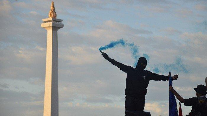 Polisi Sebut Aksi May Day Disusupi Kelompok Anarko Sindikalisme, Siapa Mereka?