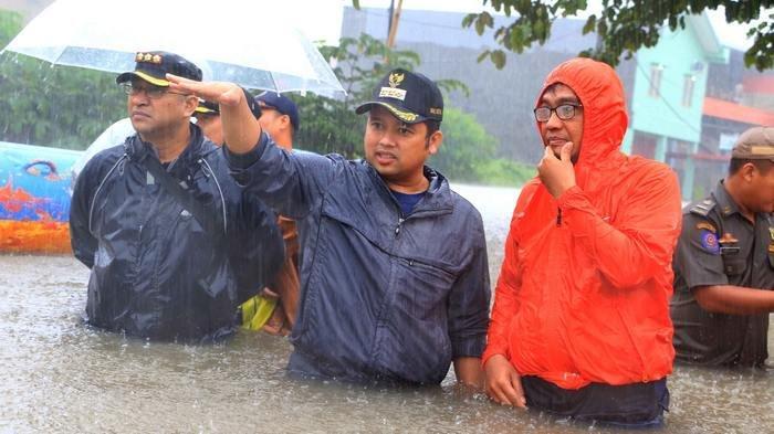 Pemkot Tangerang Minta Pemerintah Pusat dan Pemprov Banten Turut Bantu Tangani Banjir