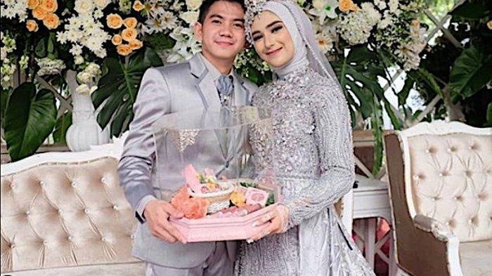 Pernikahan Rizki DA dan Nadya Mustika.