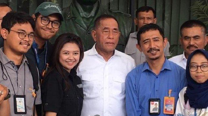 Digantikan Prabowo, Ryamizard Ryacudu: Kira-kira Tidak Beda Jauh Lah