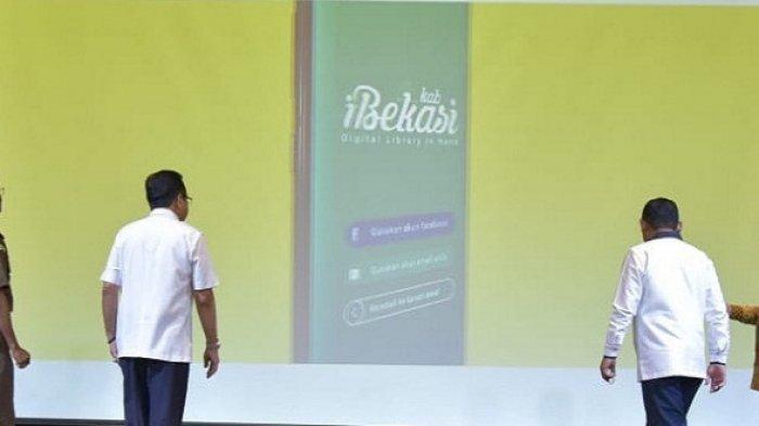 Pemkab Bekasi Punya Perpustakaan Digital IBekasikab untuk Mendukung Peningkatan Budaya Literasi