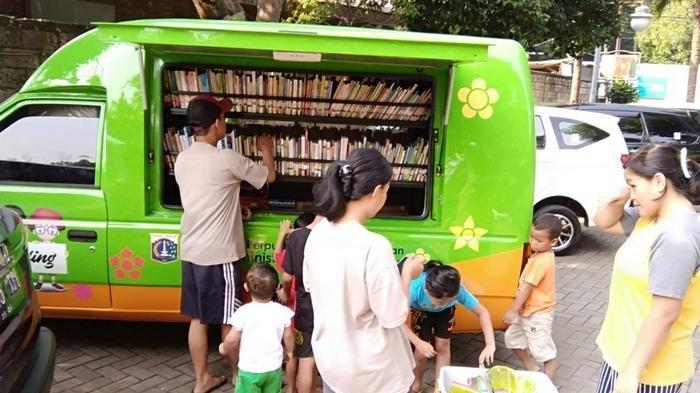 Sudin Pusip Jakarta Utara Hadirkan IKRA untuk Mudahkan Akses Bacaan Masyarakat
