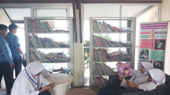 Beragam Kegiatan Digelar, Perpustakaan Umum Kabupaten Bekasi Tetap Sepi Peminat