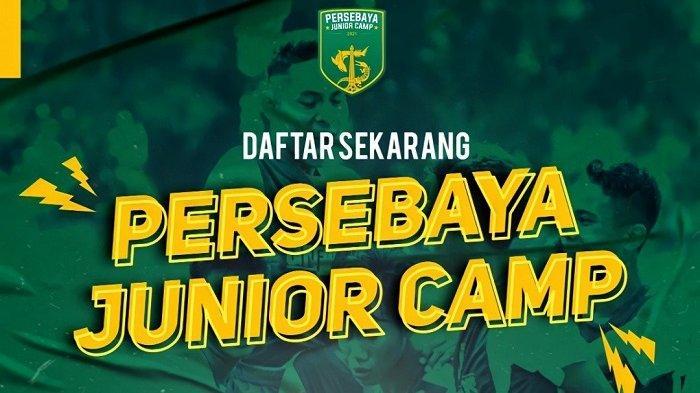Suguhkan Atmosfer Liga 1, Persebaya Menggelar Persebaya Junior Camp Sejak 6 Maret Sampai 11 April