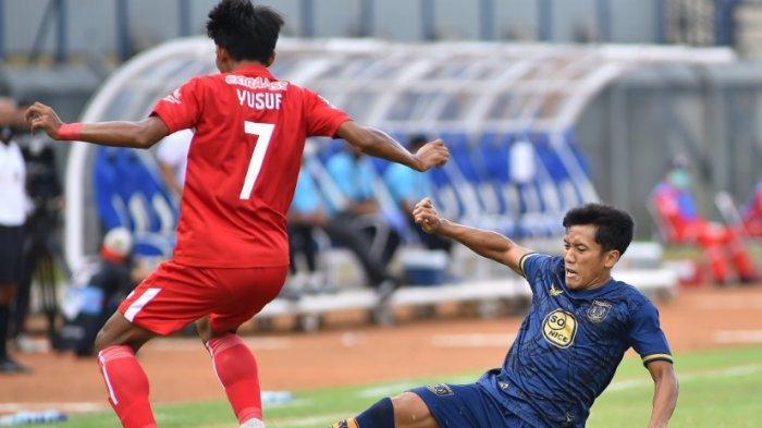 Hasil Laga Persela Lamongan 2-2 Persik Kediri: Persaingan ke Perempat Final Piala Menpora Jadi Ketat