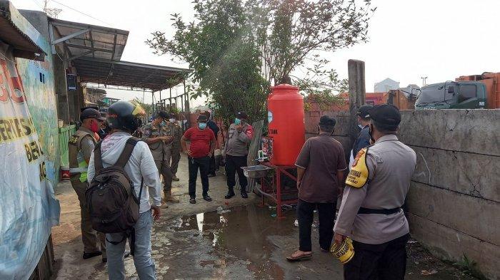Enam Keluarga di Satu RT Positif Covid, Wali Kota Jakarta Utara: Berarti Zona Merah, Harus Lockdown