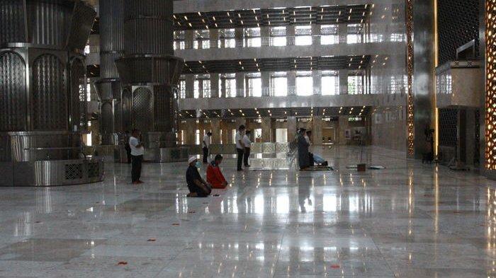 Masjid Istiqlal Bakal Kembali Dibuka untuk Umum saat Salat Idul Adha