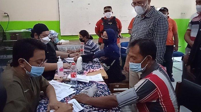 Persiapan Pembelajaran Tatap Muka, Wali Kota Jakarta Pusat Wajibkan Siswa untuk Vaksinasi Covid
