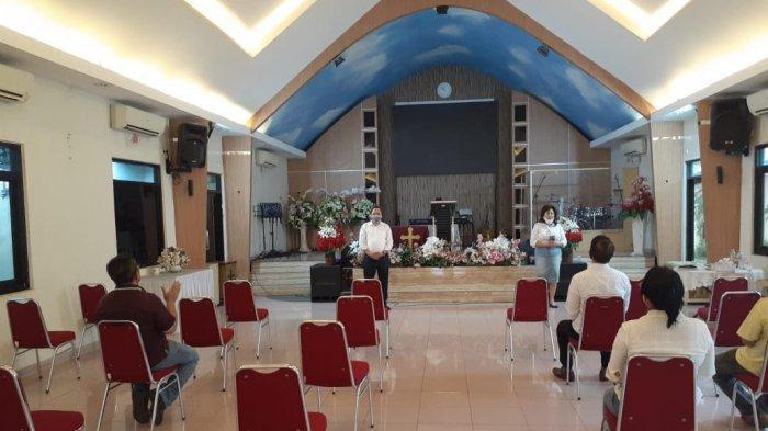 BREAKING NEWS: Gereja-gereja di Kota Tangerang Siap Dibuka Kembali