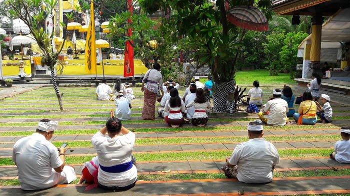 Hari Raya Nyepi 2021 Tinggal 3 Hari Lagi, Simak Sebelas Pedoman dan Rangkaian Acara Nyepi di Bali