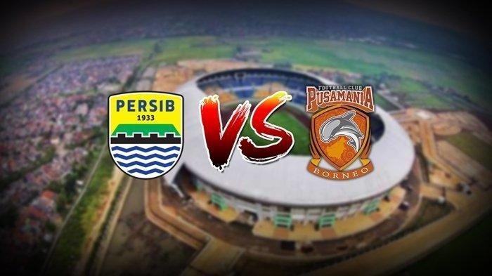 Live Streaming MNCTV Persib Bandung Vs Borneo FC, Persib Incar Kemenangan Minimal 1-0
