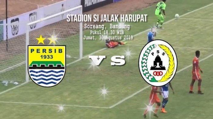 HASIL AKHIR Persib vs PSS Sleman 1-0, Gol Tunggal Erwin Ramdani Selamatkan Maung Bandung