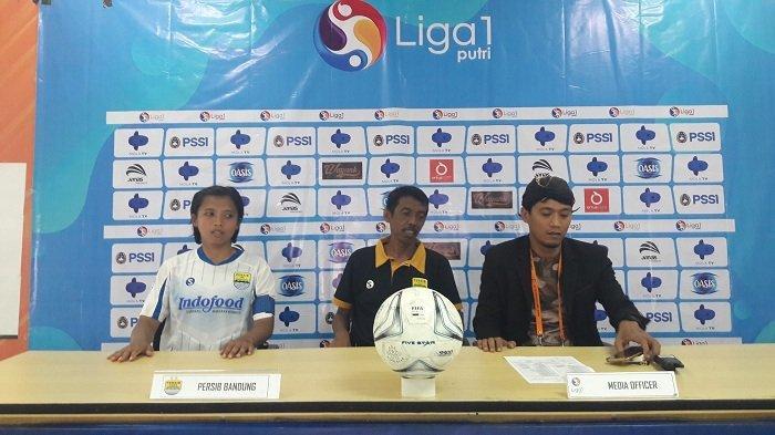Persib Putri Bertekad Sapu Bersih Kemenangan di Grup A Liga 1 Putri 2019