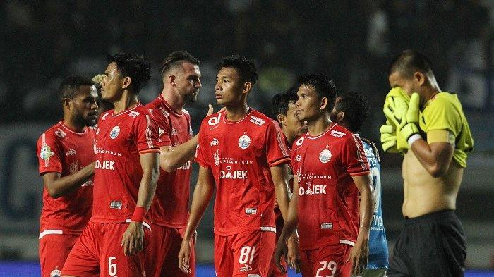 Persija Setuju Liga 1 Dihentikan Sementara