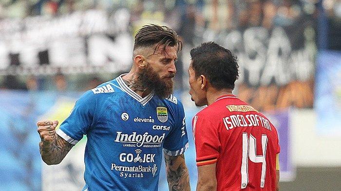 Empat Pemain Persija Jakarta Juga Kena Sanksi Larangan Bermain