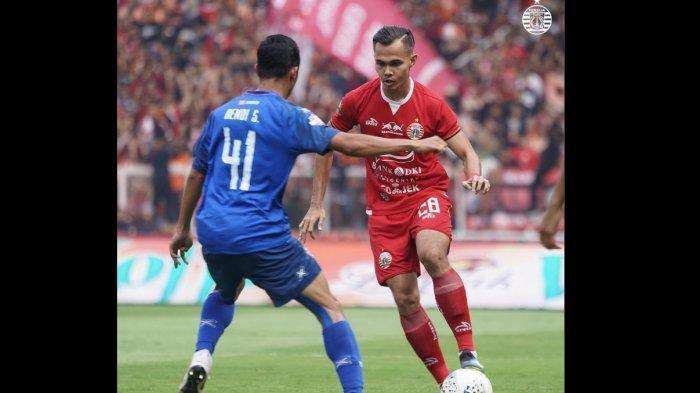 Ditarik Keluar dalam Laga Persija vs Arema 2-2, Ismed Sofyan Dipastikan Aman, Siap ke Makassar