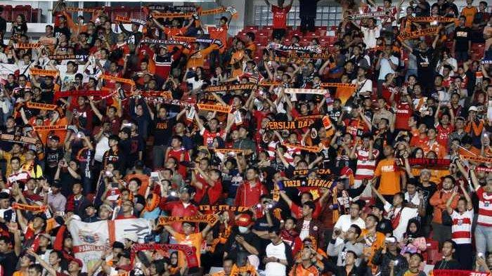 Persija Jakarta Berikan Jatah 1.500 Tiket untuk Suporter PSS Sleman yang Datang ke Stadion