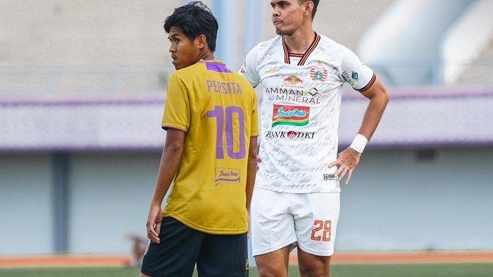 Bermain Imbang 0-0 Lawan Persita, Permainan Persija Sudah Ada Perkembangan Hadapi Piala Menpora 2021