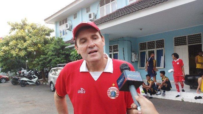 Alami Kekalahan Perdana, Pelatih Persija Jakarta Akui Taktik Tidak Berjalan dengan Baik