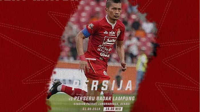 LIVE Streaming Persija Jakarta vs Perseru Badak Lampung: Badak Ingin Mencuri Poin dari Kandang Macan