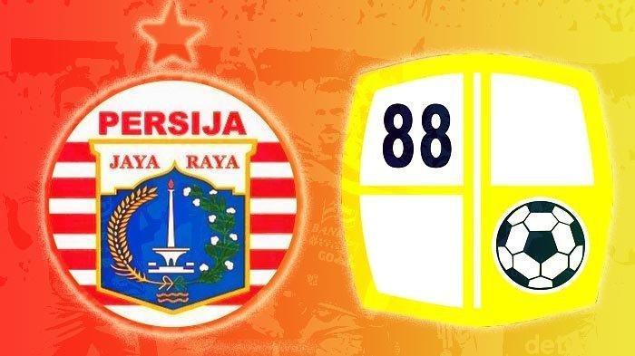 LIVE Streaming Persija Jakarta Vs Barito Putera Piala Menpora 2021 Langsung dari Kanjuruhan Malang