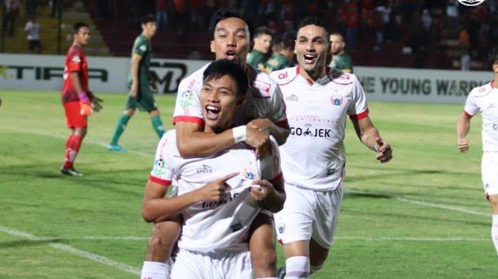 Persija Jakarta Bantai PS Tira 5-0, Inilah Kunci Kemenangan Macan Kemayoran