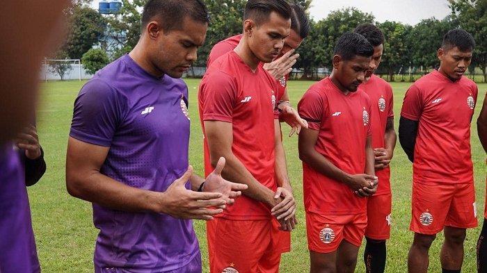 Antisipasi Wabah Virus Corona, Persija Jakarta Batalkan Latihan dan Perpanjang Libur Tim