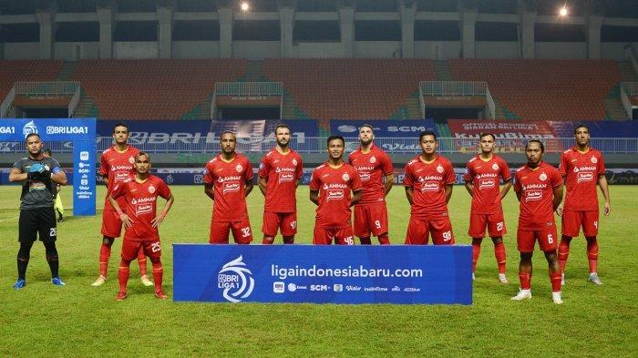 Skuad Persija Jakarta musim 2021/2022 di kompetisi Liga 1 Indonesia