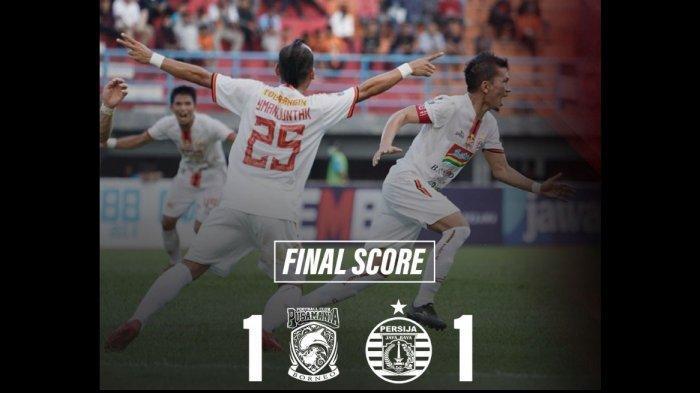 Menang Agregat 3-2, Persija Lolos ke Final Piala Indonesia. Tunggu Hasil Madura United vs PSM