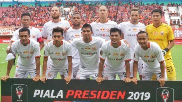 Siaran Langsung dan Live streaming Indosiar Persija vs Kalteng Putra: Mungkinkan Sampai Adu Penalti?