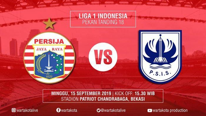 Babak Pertama Persija Jakarta vs PSIS Semarang: Marko Simic Beri Keunggulan Bagi Macan Kemayoran