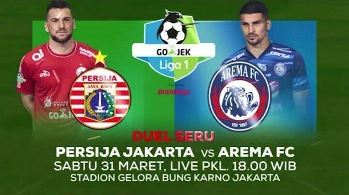 Cermati Bagaimana Persib Dibantai 5-1, Pelatih Persija Waspadai 3 Bomber Arema FC