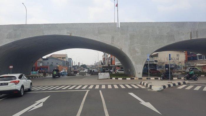 Kemen PUPR Minta Dishub Kota Tangsel Membuat Rekayasa Lalu Lintas di Flyover Simpang Gaplek