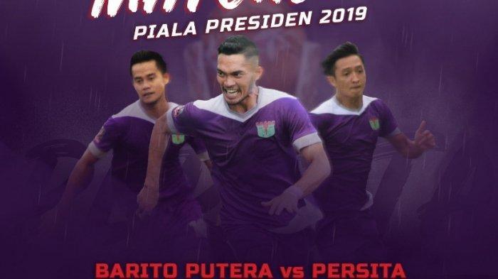 Hasil Akhir Barito Putra vs Persita Tangerang 3-1, Adsit Tampil Cemerlang