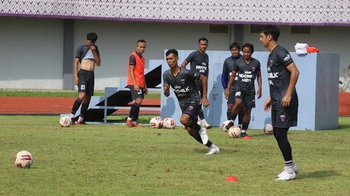 Gelar Latihan Perdana Persiapan Piala Menpora, Persita Tangerang Tidak Pasang Target Tinggi