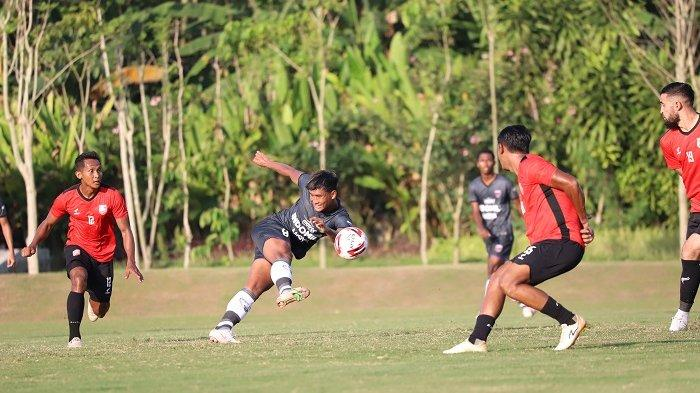Tutup TC, Persita Tangerang Justru Diimbangi Borneo FC, Ini Kata Widodo Cahyono Putro