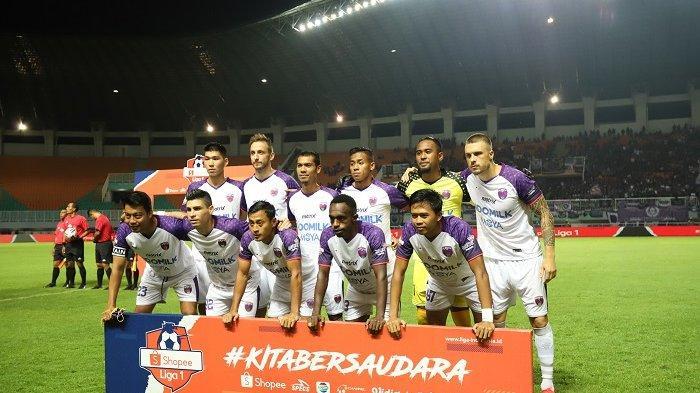 Tim Persita Tangerang Liga 1 2020