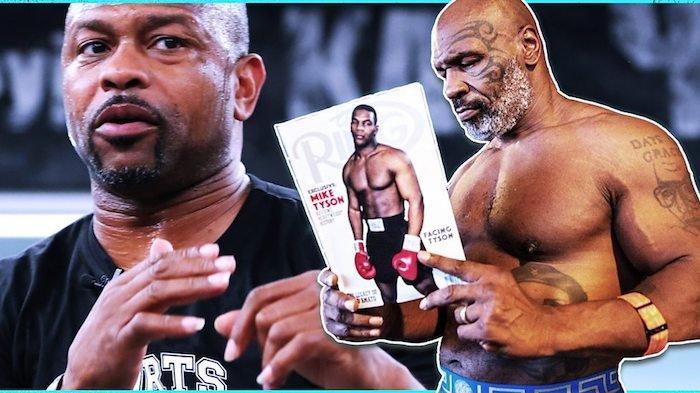 Minggu 29 November Pukul 13.00 WIB Laga Mike Tyson vs Roy Jones Jr, Ini Link Live Streamingnya