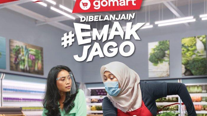 Layanan Belanja GoMart Mengalami Peningkatan 5 Kali Lipat di Bulan Ramadan