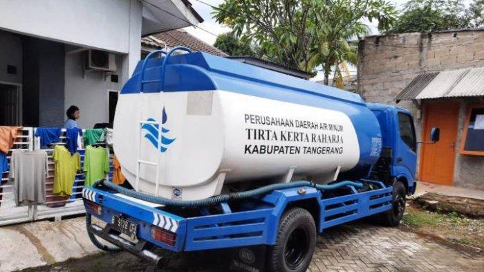 Selama PSBB Tangerang Raya, Perumdam TKR akan Beri Diskon Layanan Air Bersih