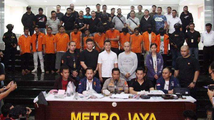 Empat Perusuh Aksi 22 Mei Positif Pakai Narkoba, Dua Tersangka Terafiliasi ISIS dan Niat Jihad