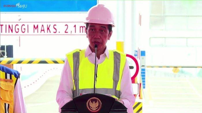 Presiden Jokowi Berpesan Semua Bersatu Melawan Terorisme dan Meningkatkan Kewaspadaan