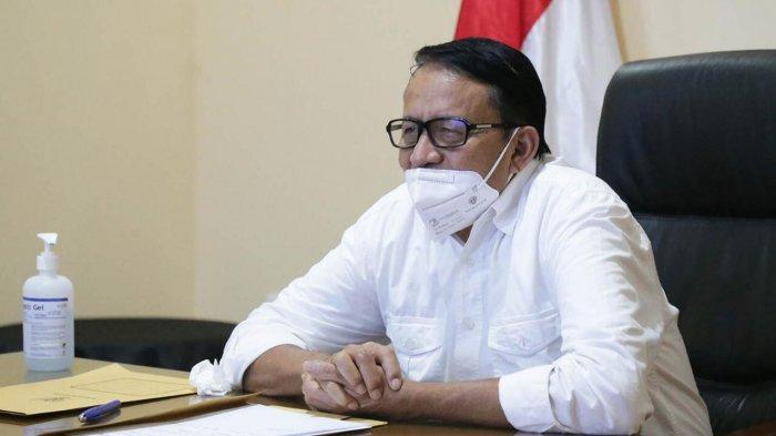 Wahidin Halim Memberi Pesan Mendalam pada Pengurus PKS Provinsi Banten