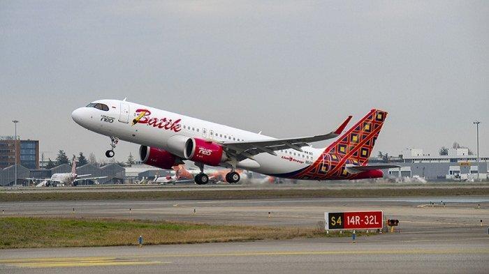 Batik Air Segera Datangkan Pesawat Badan Sedang Airbus 320-200 NEO Pertama ke Indonesia